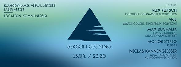 KLANGDYNAMIK_Seasonal_Closing