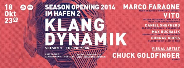 Klangdynamik – The Polygon Season 3 Opening 2014